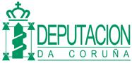 Logo da deputación da Coruña